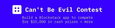 cant be evil hackathon