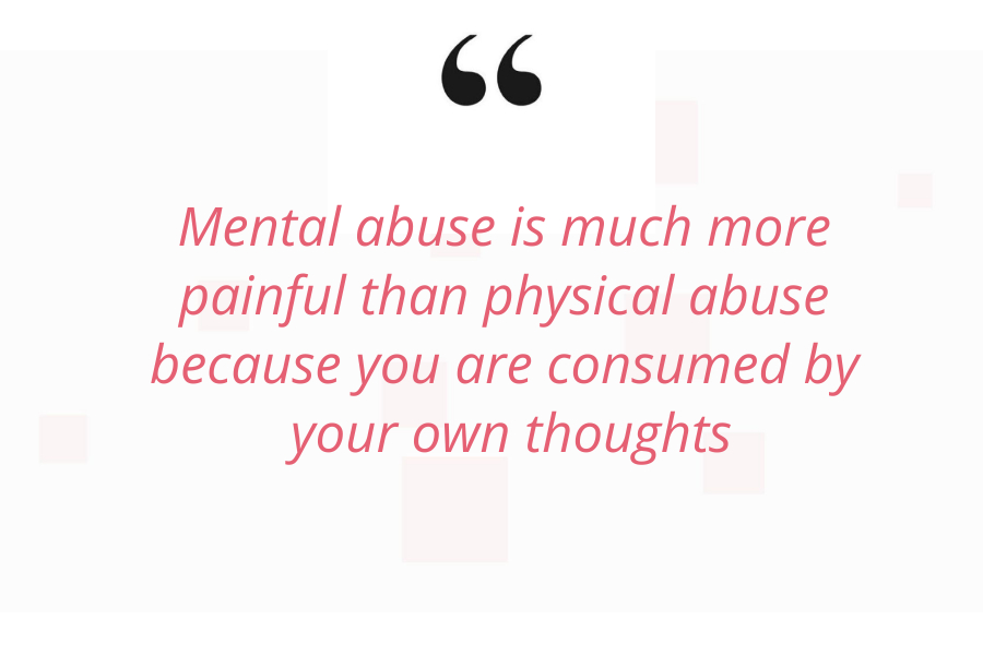 Emotional abuse quote