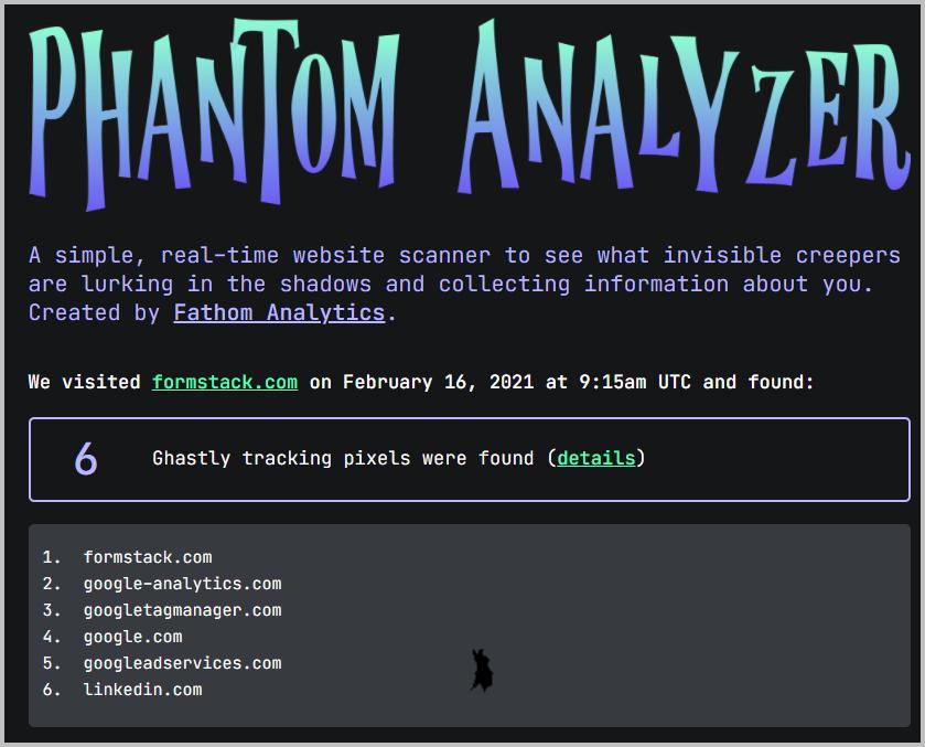 formstack analytics