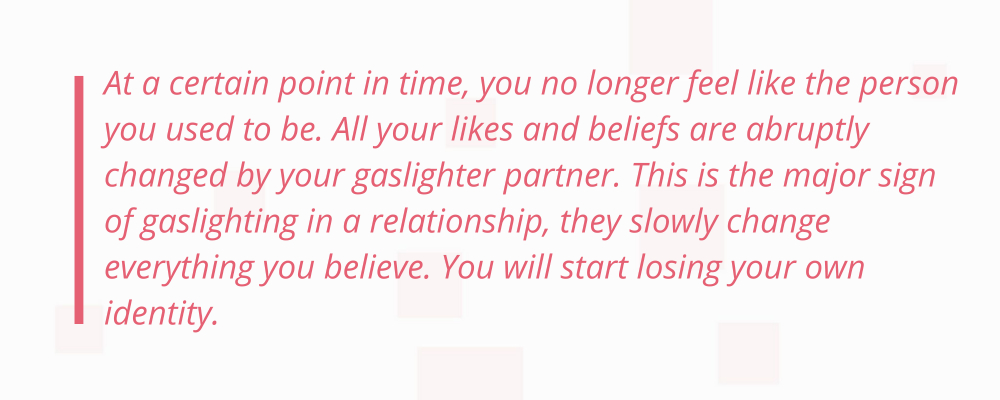Gaslighting quote