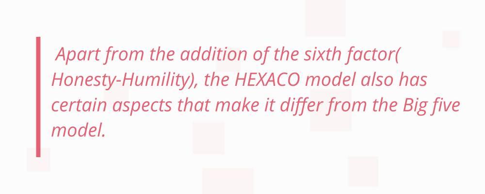 hexaco quote