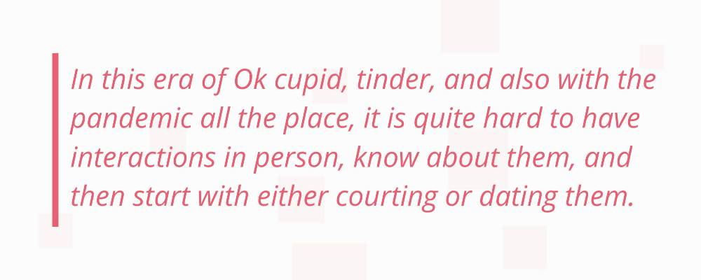 quote on online attraction test