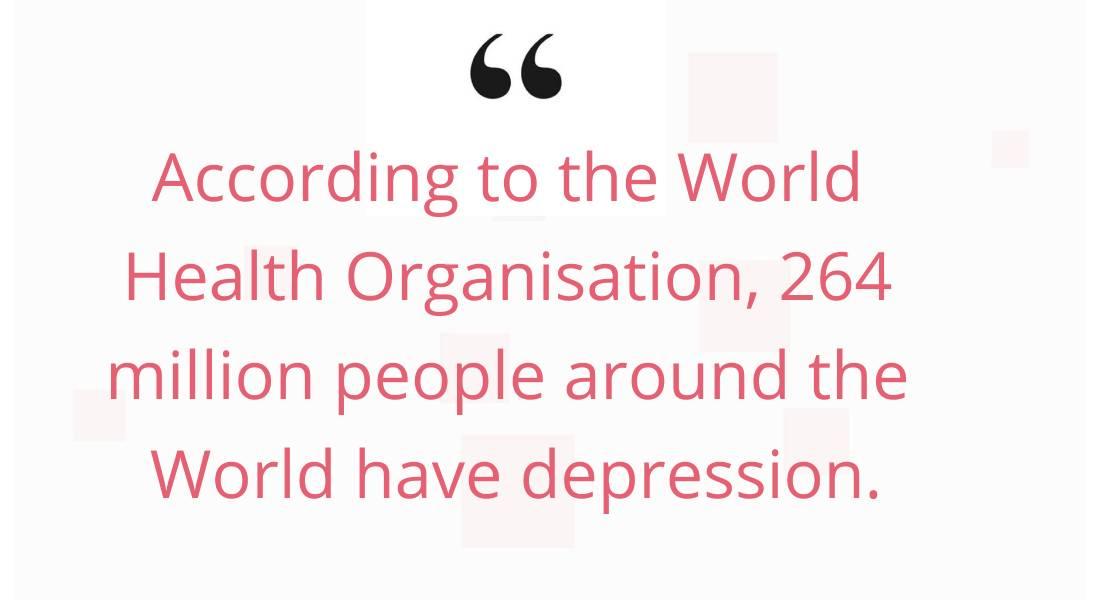WHO on depression