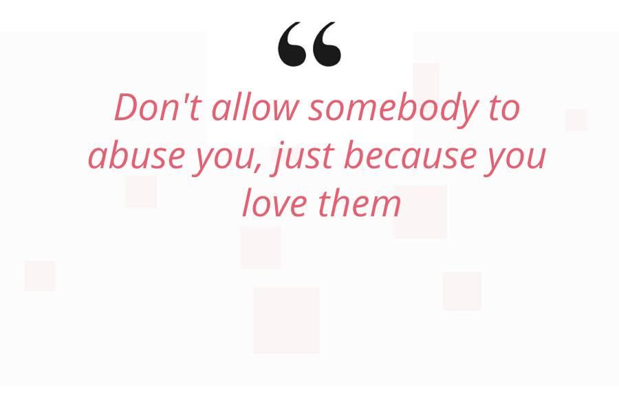 Trauma bonding quote